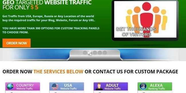 buy | Profitable Business In Selling Website Traffic | CA617293