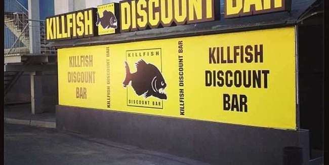купить | Действующий бар - killFish Discount Bar | RU162529