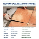 buy | Flooring Sales Installation Business |