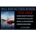buy | Small Manufacturing Business In Maine |