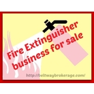 buy | Fire Extinguisher And Life Safety Business |
