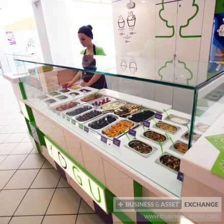 Цель проекта – открытие йогурт-бара для реализации спектра услуг в сфере общественного питания в городе с населением более 1 миллиона человек.