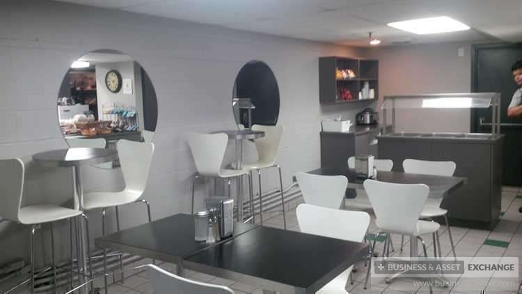 buy | Cafeteria In Downtown Ottawa | CA962082-3