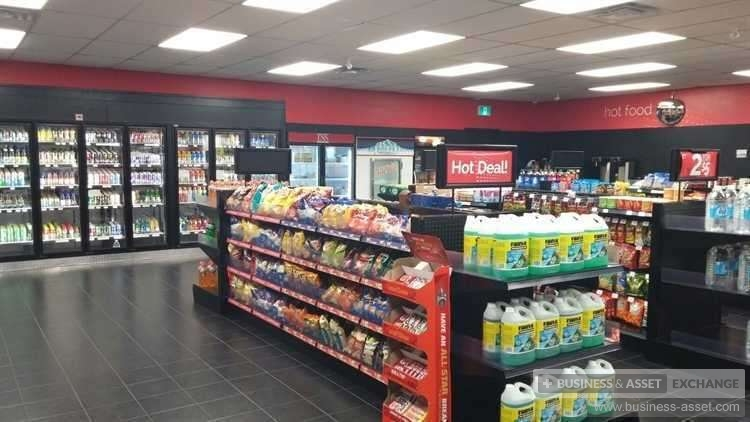 buy | 2700 Sq Ft franchise convenience store | CA294847-1