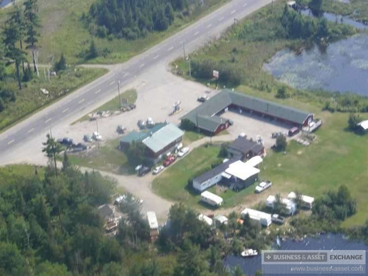 buy | Restaurant Motel And Cabins In Northern Ontario | CA881614-1