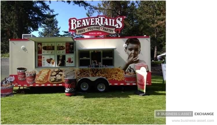 buy | Successful BeaverTails Franchise Business In BC | CA306984-1