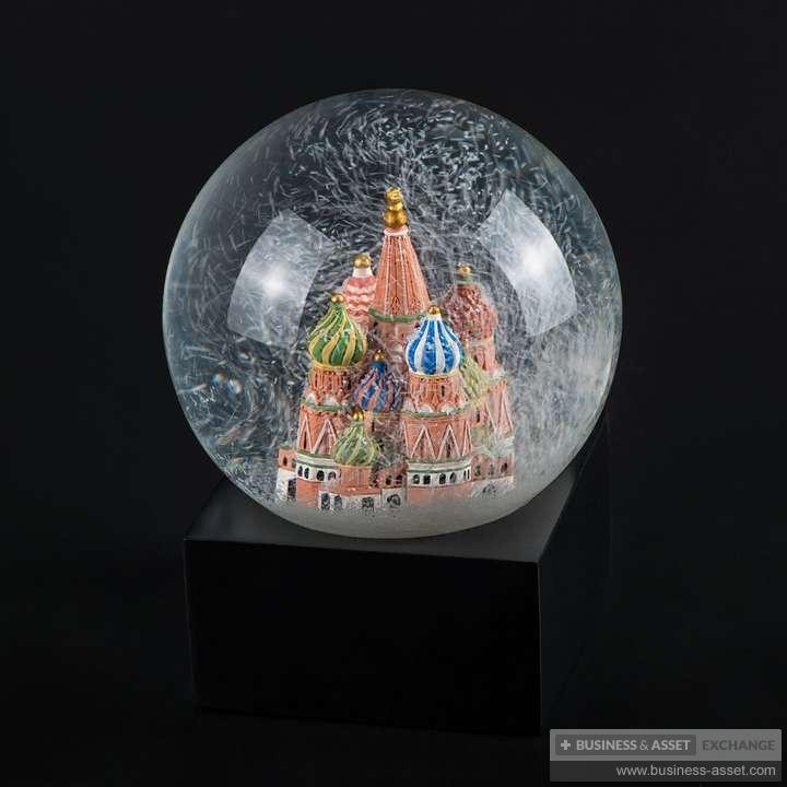 39f3119fef2b Продажа бизнеса   Сайт по продаже сувенира снежный шар Москва ...