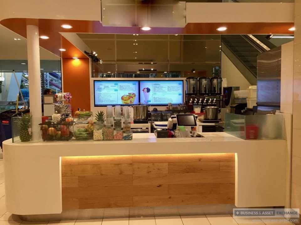 Business For Sale West Edmonton Mall Bubble Tea Shop