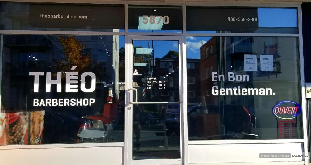 buy | A barber shop in the Saint-Leonard | CA083272-2