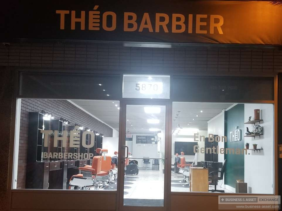 buy | A barber shop in the Saint-Leonard | CA083272-1