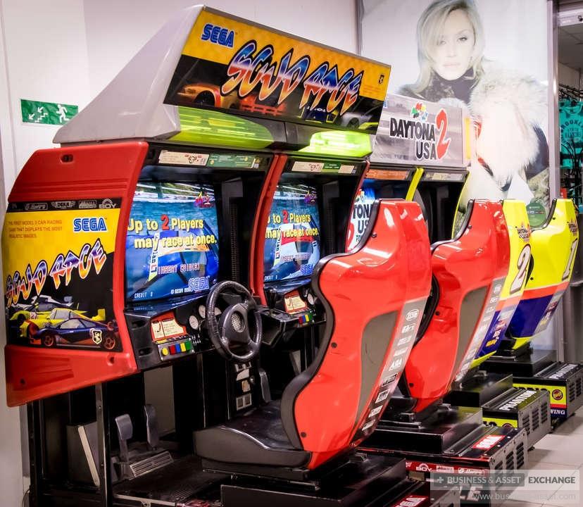 игровые автоматы sega купить