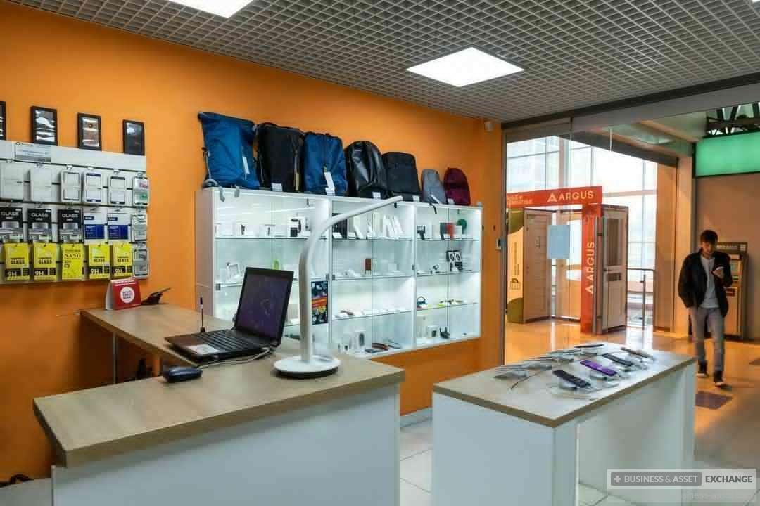 Магазин Электроники Xiaomi