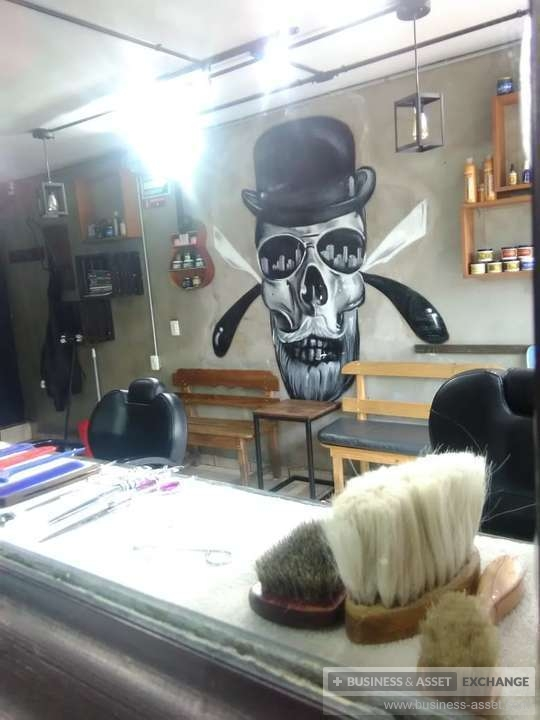 comprar | Barbería 4 Gentleman Barber Shop | MX888982-10